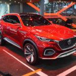 X Motion xe SUV Anh Quốc cho thị trường Trung Quốc
