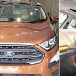 Ford EcoSport bản Titanium S giá bán chỉ 350 triệu đồng