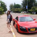 Xe cũ ở Lào rẻ hơn khá nhiều so với ở Việt Nam
