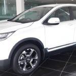 Đánh giá chi tiết Honda CR-V 2018 ở Việt Nam: Đẹp và sang chảnh