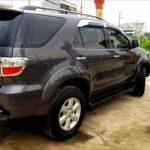 Toyota Fortuner 2009 mua tiền tỷ, bán lại 590 triệu