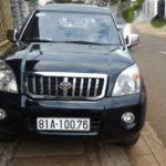 Mua xe SUV dáng đẹp Mekong Pronto 2008 giá còn 130 triệu