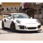 Siêu xe Porsche 911 GT3 RS bị xe Proton làm hư hỏng nặng