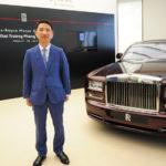 Ông Đoàn Hiểu Minh đánh giá về xe Rolls royce Phantom EWB chính hãng