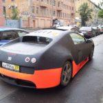 Bugatti Veyron phiên bản nhái lỗi ở Nga