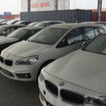 631 xe BMW và MINI không được thông quan sẽ tái xuất về Đức