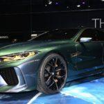 Ngắm siêu xe BMW M8 Gran Coupe Concept rất đẹp ngời đời thực