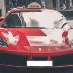 Thực hư siêu xe Ferrari 488 làm Taxi ở Hải Phòng ?