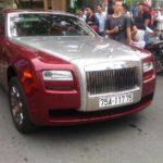 Đại gia Huế mua lại Rolls royce ghost 2010 bản thường giá 12 tỷ