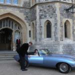 Siêu xe Jaguar E-Type Zero làm xe đón dâu của Hoàng Tử Anh
