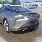 Không có chuyện Lexus LC500 giảm giá mạnh vì mưa đá