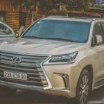 Lexus LX570 2016 giá hơn 6 tỷ đồng xe sang đắt nhất Hà Giang