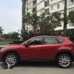 Mazda CX5 2014 qua sử dụng giá bán lại cao chót vót