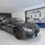Maserati Quattroporte GTS bản siêu hiếm Nerissimo có đại gia mua