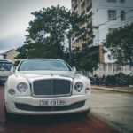 Bentley Mulsanne Speed 2017 trắng đẹp của đại gia Hà Nội