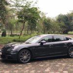 Vẻ đẹp tuyệt vời của Porsche Panamera 4 Executive đời mới tại Việt Nam