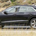 Ngắm Audi Q8 không ngụy trang trước khi ra mắt tháng 6/2018
