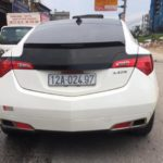 Dàn xe ô tô, xe máy biển đẹp của đại gia Lạng Sơn