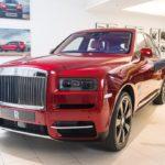 Chi tiết Rolls-Royce Cullinan siêu sang ngoài đời thực