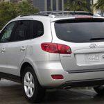 Hyundai Santa Fe LX giá bán lại chỉ 435 triệu đồng