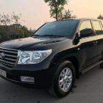 Toyota Land Cruiser VX 2008 giá bán lại 1,5 tỷ đồng