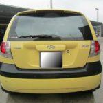 Hyundai Getz một thời đình đám giờ vẫn bán giá 250 triệu đồng