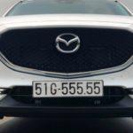 Mazda CX-5 biển ngũ quý bán lại giá 2,4 tỷ đồng