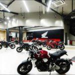 Cửa hàng chuyên bán xe mô tô Honda đầu tiên ở Việt Nam