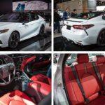 Xe Toyota Camry cao cấp XSE 2018 giá 820 triệu đồng về Việt Nam