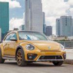 Giá xe Volkswagen giảm giá vài dòng xe tháng 5/2018
