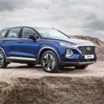 Hyundai Santa Fe 2019 Ra mắt giá từ 570 triệu