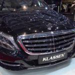 Maybach S650 độ vách ngăn như Limousine bởi KLASSEN