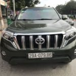 Suv sang trọng Toyota Prado TXL 2.7 cao cấp nhất bán lại 1,4 tỷ đồng