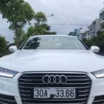 Audi A7 giá 2,5 tỷ đồng sau 4 năm sử dụng