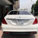Mercedes S400 độ giống hệt S63 AMG ở Sài Gòn
