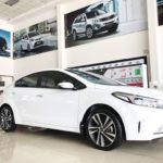 Được ưa chuộng Kia Cerato bán 1045 chiếc trong tháng 5/2018