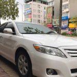 Toyota Camry 2010 nhập Mỹ giá 1,1 tỷ nội thất sang trọng