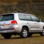 Toyota Land Cruiser 2008 đẹp như bản 2015 giá bán 1,2 tỷ đồng