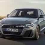 Audi A1 thế hệ mới 2019 sang chảnh và hiện đại