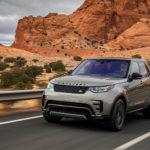 Xe cỡ lớn Land rover Discovery 2019 trình làng