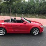 Xe thể thao Audi TT-sline 2008 giá nay chỉ còn 830 triệu đồng