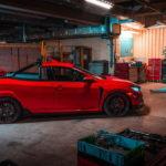 Khó tin Honda Civic Type R bản bán tải mini