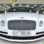 Bentley Flying Spur biển tứ quý giá 12 tỷ đang rao bán