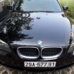 Xe sang BMW 520i E60 còn đẹp nguyên giá bán siêu rẻ 420 triệu đồng