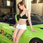 Honda S2000 mui trần cùng người đẹp duyên dáng