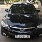 Honda Civic dùng 10 năm giá bán lại còn 320 triệu đồng