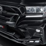 Toyota Land Cruiser độ toàn đen cực đẹp và ấn tượng