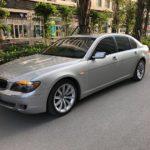 Đại gia Đồng Nai bán lại BMW 750 Li 2007 giá chỉ 728 triệu đồng