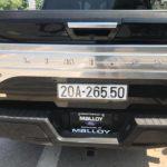 Ford F-150 Limited 2017 đầu tiên giá 2,6 tỷ đồng về Thái Nguyên
