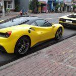 Dân chơi Bình Dương mua siêu xe Ferrari 488 GTB giá 15 tỷ đồng